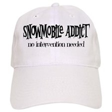 Snowmobile Addict Intervention Hat