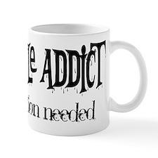 Snowmobile Addict Intervention Mug