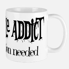 Snowmobile Addict Intervention Mug