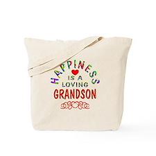 Grandson Tote Bag