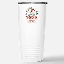 Grandson Stainless Steel Travel Mug