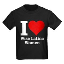 Heart Wise Latina T