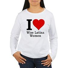 Heart Wise Latina T-Shirt