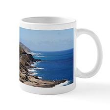 Cute Pacific beach Mug