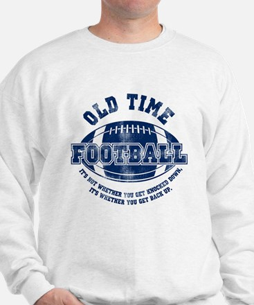 Old Time Football Sweatshirt