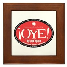 OYE Framed Tile