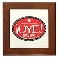 OYE Framed Tile