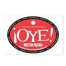 OYE Postcards (Package of 8)