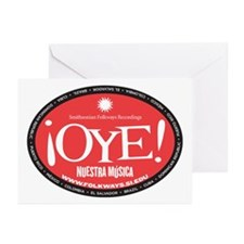 OYE Greeting Cards (Pk of 10)
