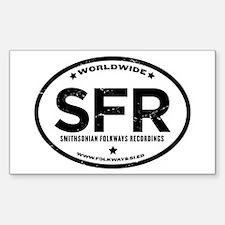 SFR Rectangle Decal