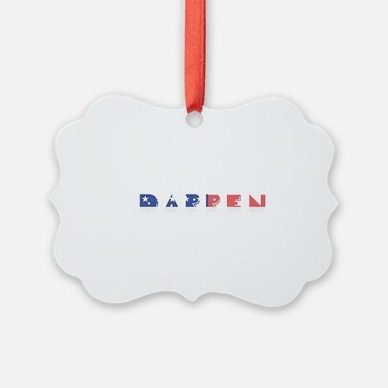 Darren Ornament
