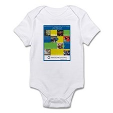 Latino Music Infant Bodysuit