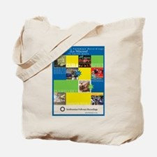 Latino Music Tote Bag