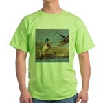 Mallard Flight Green T-Shirt