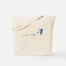 Cursing Tote Bag