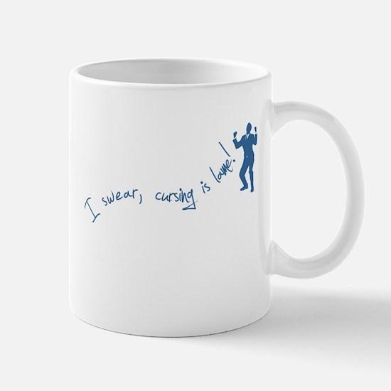 Cursing Mug