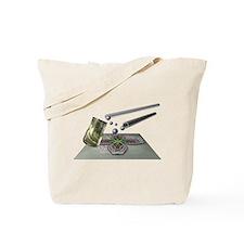 3d Space Tote Bag