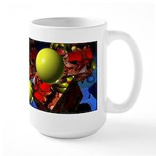 3d Space Mug