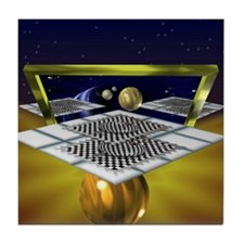 3d Space Tile Coaster