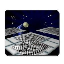 3d Space Mousepad