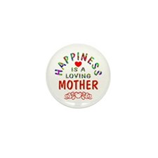 Mother Mini Button (10 pack)