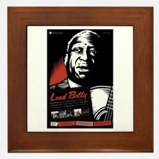 Lead Belly Framed Tile