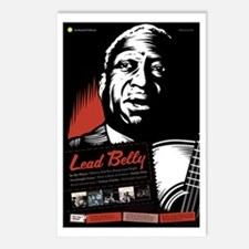 Lead Belly Postcards (Package of 8)