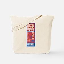 Nuestra Musica Tote Bag