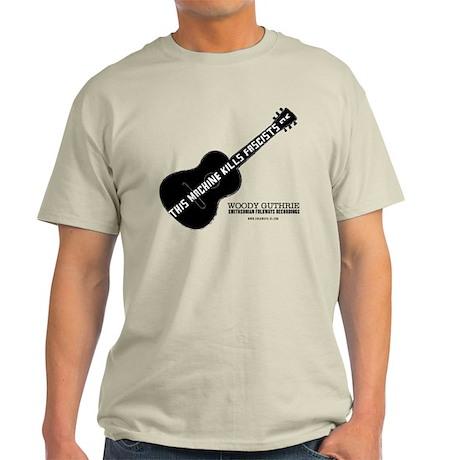 Woody Guthrie Light T-Shirt