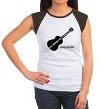 Woody Guthrie Women's Cap Sleeve T-Shirt