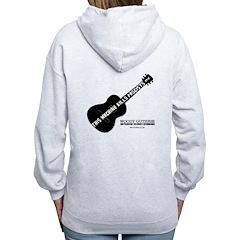Woody Guthrie Zip Hoodie
