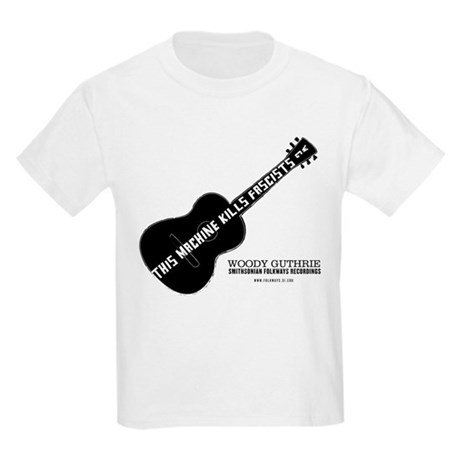 Woody Guthrie Kids Light T-Shirt