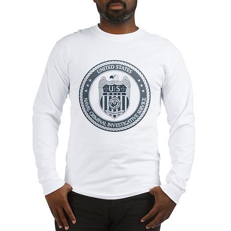 US NCIS Long Sleeve T-Shirt