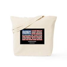 Folkways Artists Tote Bag