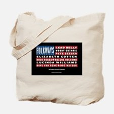 Folkways Artists Tote Bag