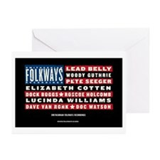 Folkways Artists Greeting Cards (Pk of 20)