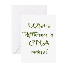 CNA copy Greeting Cards
