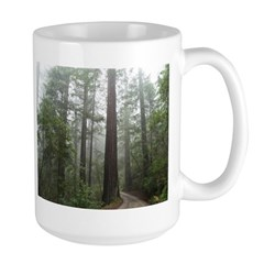 Redwood Forest Mug