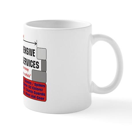 CompDunServ Mug