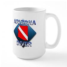 Arizona Diver Mug