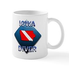 Iowa Diver Mug