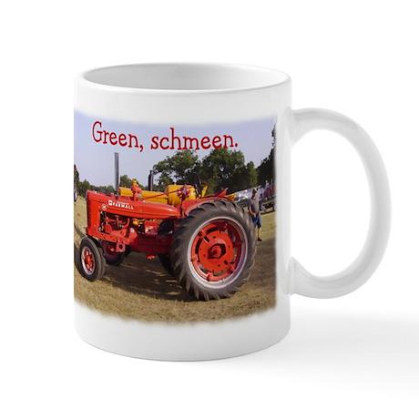 Green, Schmeen Tractor Mug