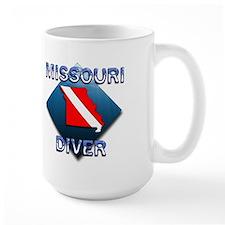Missouri Diver Mug