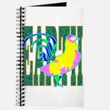 Chinese Earth Rooster Journal
