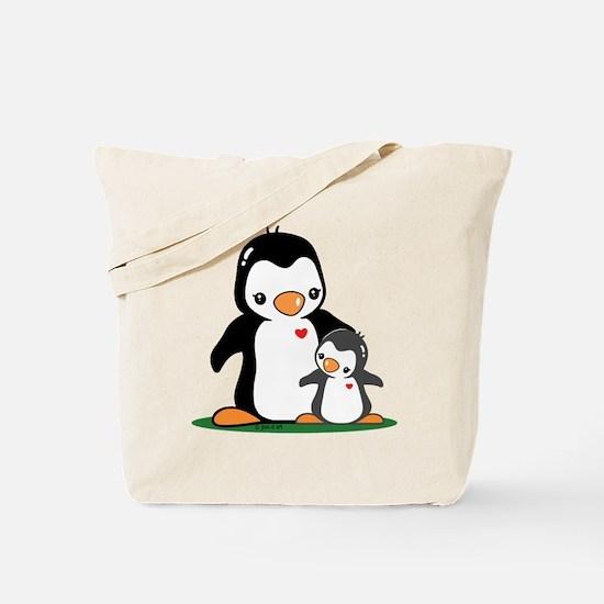 Mom & Baby Tote Bag