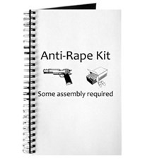 Anti-rape kit (some assembly required) Journal