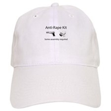 Anti-rape kit (some assembly required) Baseball Cap