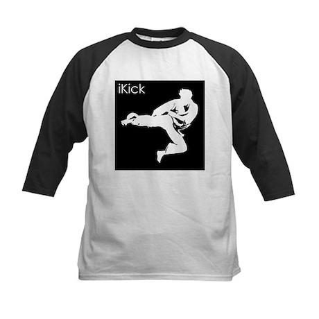 iKick - Kids Baseball Jersey