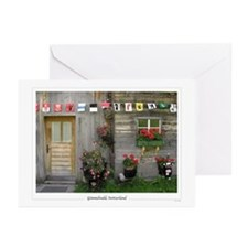 Greeting Cards: Gimmelwald<br>(Pk of 10)