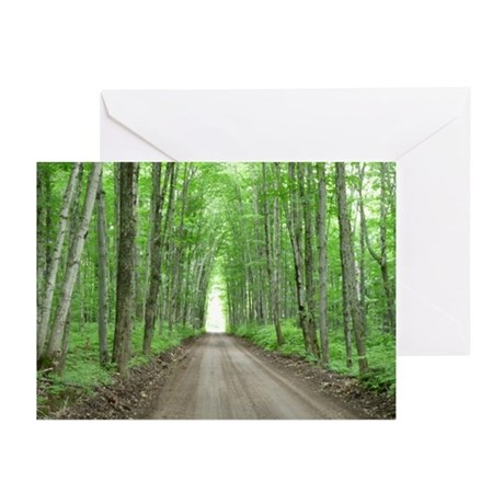 Cathedral Road Greeting Cards (Pk of 10)
